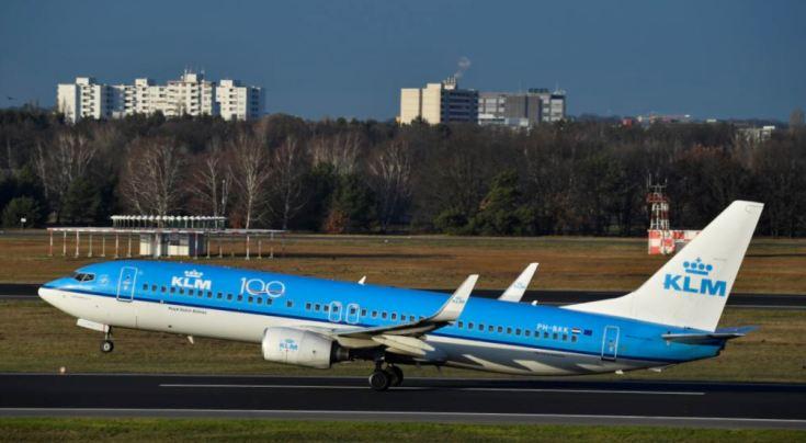 Maskapai KLM Kembali Kurangi 1.000 Karyawan