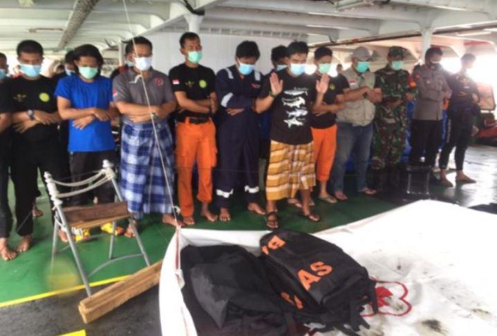 Di Balik Pencarian Korban Sriwijaya Air (1)