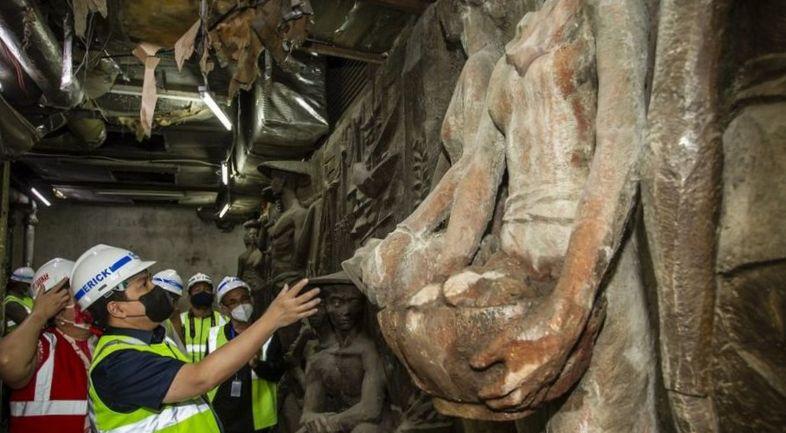 Misteri Relief Peninggalan Soekarno di Sarinah (2)