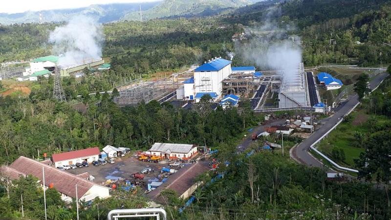 PLN Siapkan PLTP Berkapasitas 590 MW