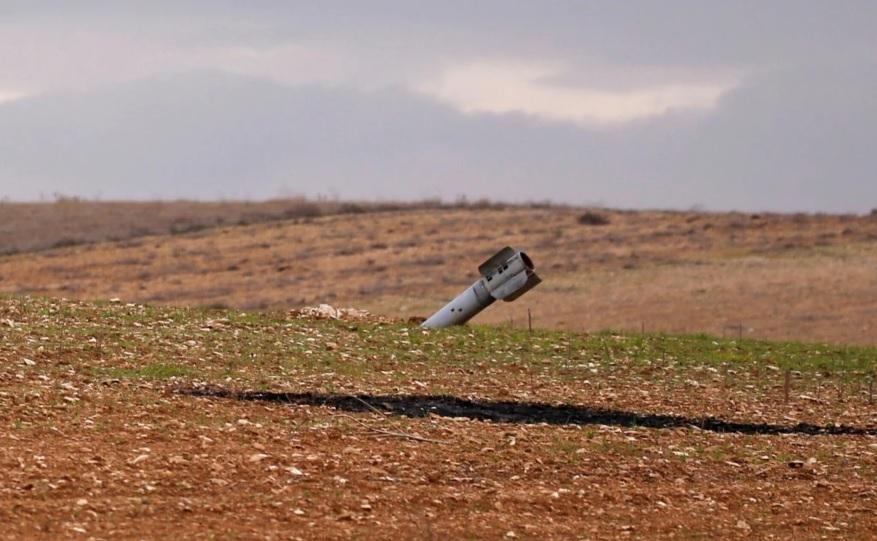 Rudal Hantam Kilang Minyak di Suriah