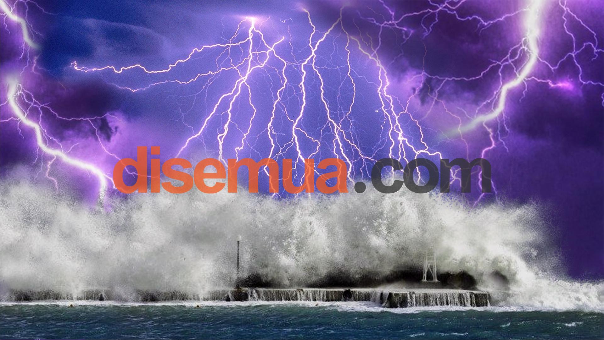 Waspada Cuaca Ekstrem Sepekan ke Depan
