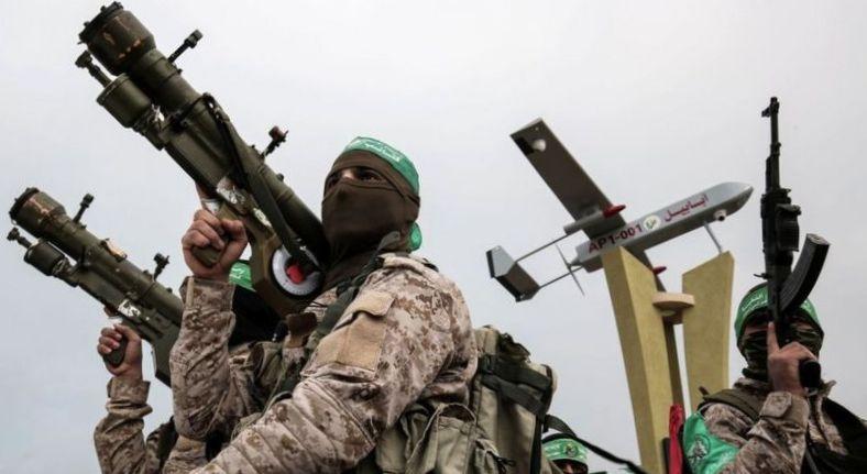 Sepak Terjang Kelompok Hamas (1)