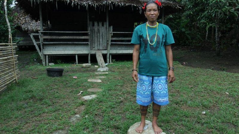 Kampung Tato Terakhir di Mentawai (1)