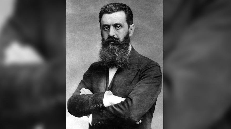 Theodor Herzl, Bapak Zionisme Modern (1)