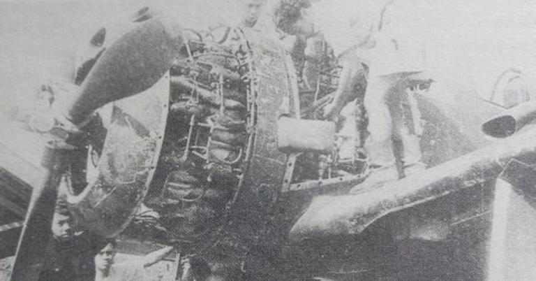 Pesawat Dibarter Kain Batik (1)