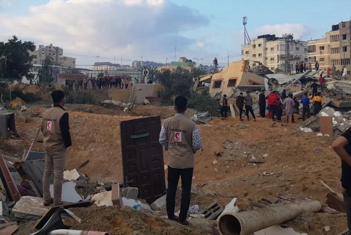 Cerita dari Jalur Gaza (2-Habis)