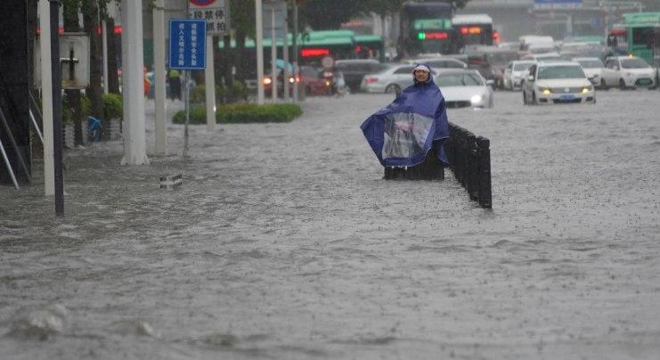 Banjir di Tiongkok Tewaskan 25 Orang
