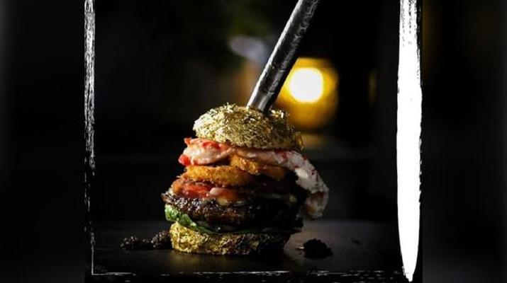 Burger Seharga Rp86 Juta