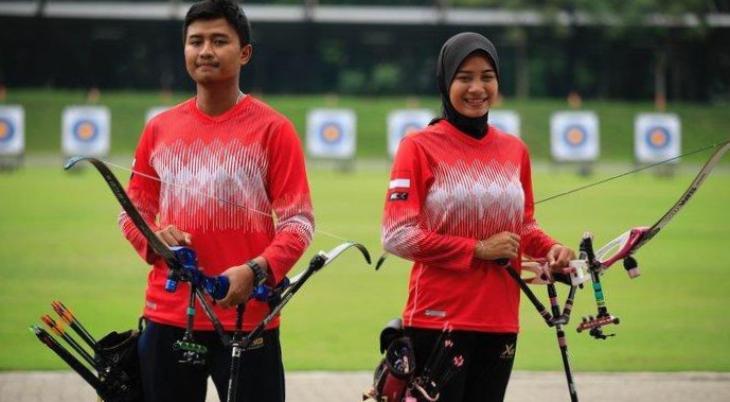 Olimpiade, Duo Pemanah Jatim Lolos Perempat Final